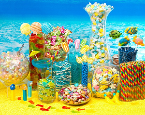 Summer Time Novelty Candy