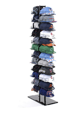 Double Sided Ball Cap Display