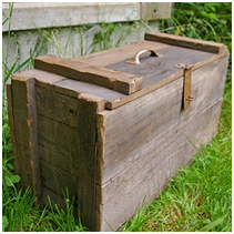 Father's Day 2016 Hinged Crate