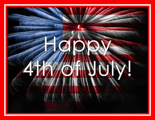 July 4th Header Image