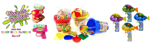 Summer Fun Ideas Candy