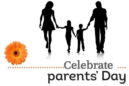 Celebrate Parent's Day
