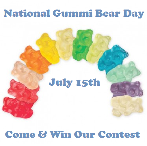 National Gummy Bear Day
