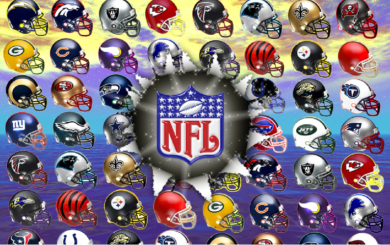 NFL Football Header