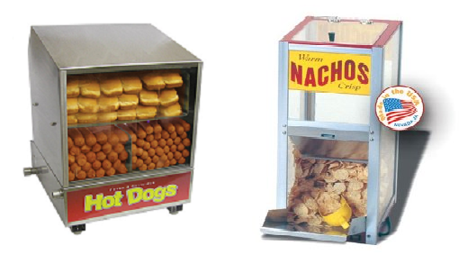 Football Concession Equipment