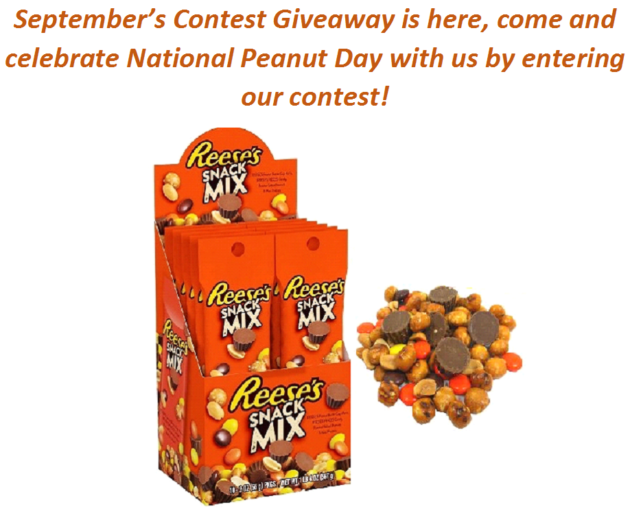 September Contest Giveaway