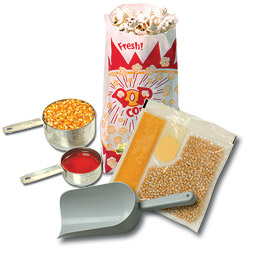 Popcorn Seasoning Kit