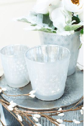 'Candle or Floral Holders' from the web at 'http://blog.candyconceptsinc.com/wp-content/uploads/2016/12/Pearl-Star-Candle-Holders.png'