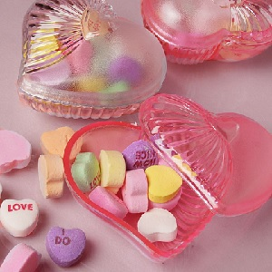 Heart Shaped Containers